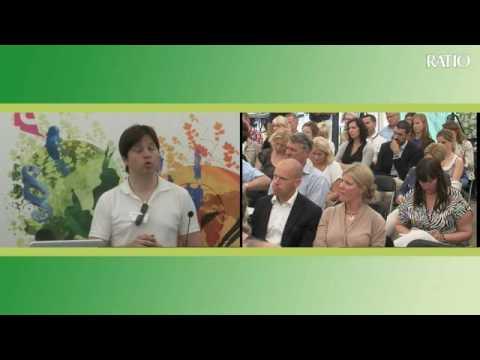 Ratio i Almedalen 2012 - Lindberg & Neu Morén