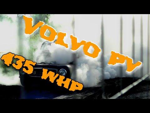 Volvo PV B230 - 435Whp - Galet bygge! - ROS