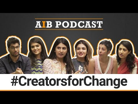 connectYoutube - Creators For Change | AIB Podcast