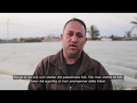 Anerkjenn Palestina nå - 50 års okkupasjon er nok