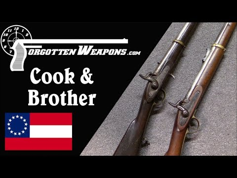 connectYoutube - Cook and Brother of New Orleans - A Confederate Rifle Factory
