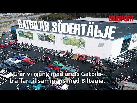 Nästan 500 bilar kom till vår bilträff på Biltema Moraberg i Södertälje (Bilsport 8/2018)