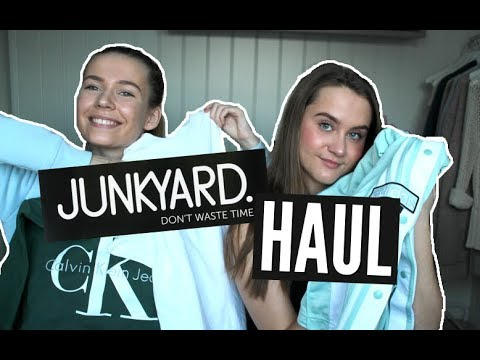 JUNKYARD HAUL (FILA, Calvin Klein Jeans, adidas mm.)