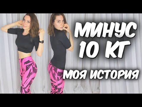 Как похудеть на 10 кг / Моя история похудения /Suzi Sky