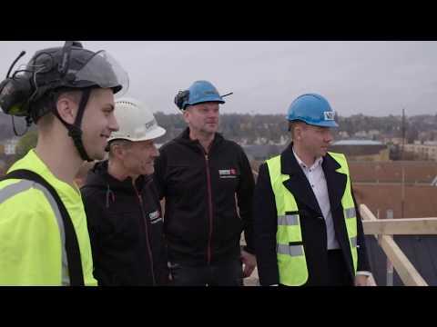 Comfort Projekt: Kv  Humlan, Comfort Knut Svenssons Rör