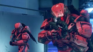 Halo 5 Beta: Slayer on Truth - IGN Live