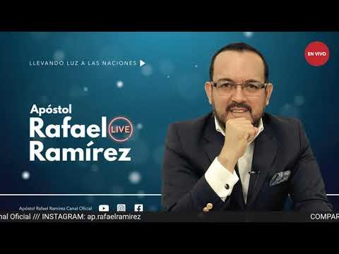 GUERRA ESPIRITUAL ESTRATÉGICA PART. 3 - APÓSTOL RAFAEL RAMÍREZ CANAL OFICIAL