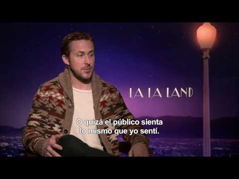 LA CIUDAD DE LAS ESTRELLAS - LA LA LAND - Entrevista RYAN GOSLING