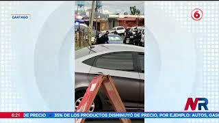 Policía frustró violento asalto en una vivienda en Paso Ancho de Oreamuno