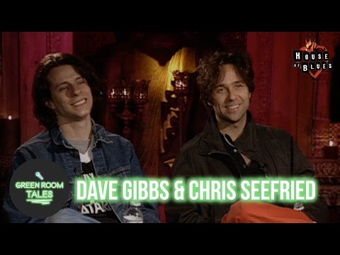 Dave Gibbs & Chris Seefried on working with Adam Duritz | Green Room Tales
