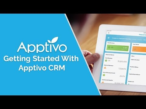 Getting Started With Apptivo CRM