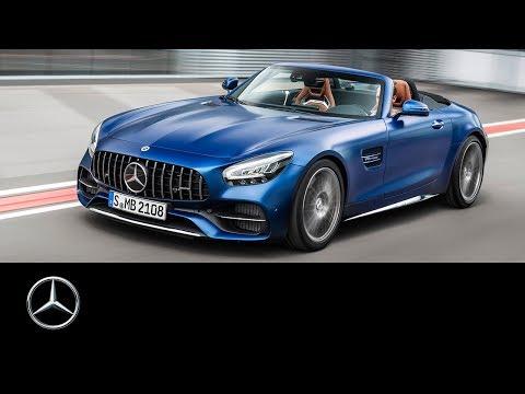Mercedes-AMG GT Family (2019): World Premiere | Trailer
