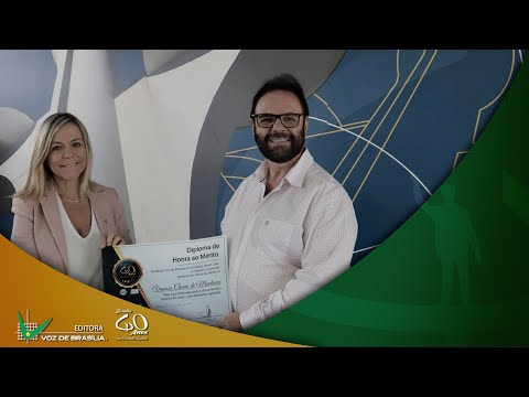 Entrevista com a Vanessa Mendonça | Jornalista Paulo Fayad. thumbnail