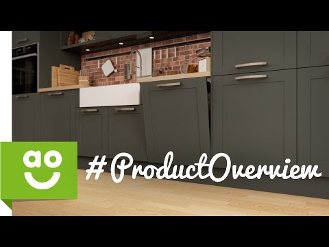 Neff Integrated Dishwasher S51E40X2GB Product Overview | ao.com