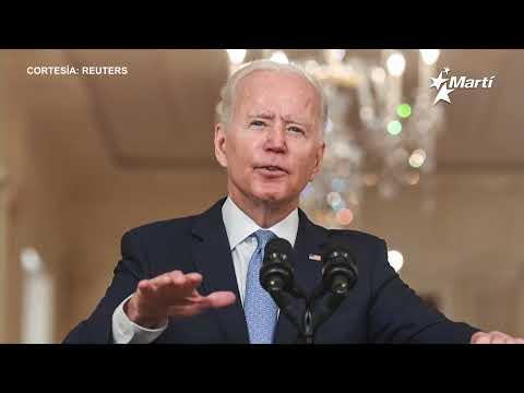 Info Martí   Joe Biden envía mensaje al pueblo cubano por el Día de la Caridad del Cobre