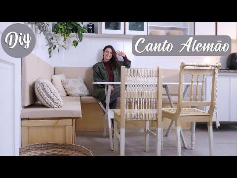 DIY Canto Alemão!   Decorando a Cozinha 02
