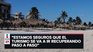 Recuperación gradual del estado de Yucatán