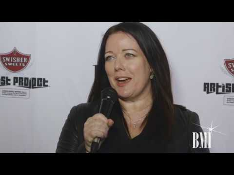 BMI's How I Wrote That Song 2017: Lauren Christy on Staying Creative & Spotting Genius
