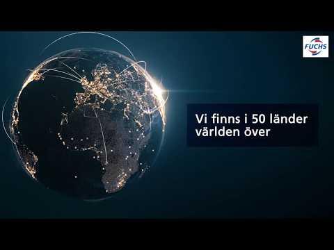 Vi finns i 50 länder världen över