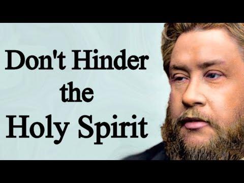 The Holy Spirit Glorifying Christ - Charles Spurgeon Sermon