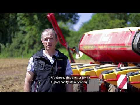 We are Tempo farmers - France: Régis Gonnu