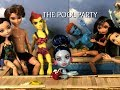 The Pool Party-  A MH/EAH summer stop motion