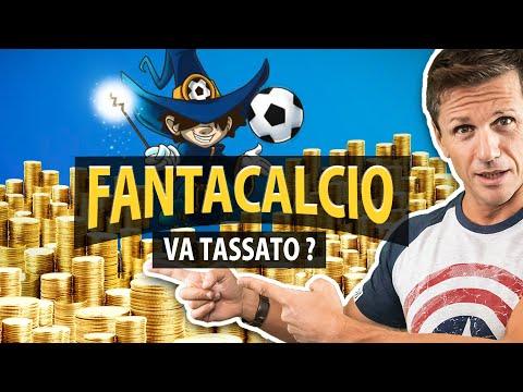 Il FANTACALCIO va tassato? | avv. Angelo Greco