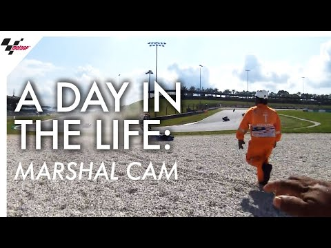 A Day in the Life of a Marshal