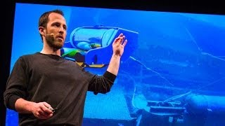 David Lang: My underwater robot