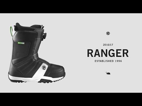 Flow Ranger Boots 2016-17