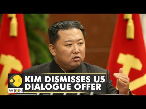 North Korean leader Kim Jong Un calls US dialogue offer a 'petty trick' | English News | WION