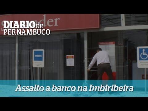 Assalto em Santander na Imbiribeira