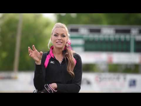 How To Mentally Prepare For An At Bat | Tips From Jennie Finch