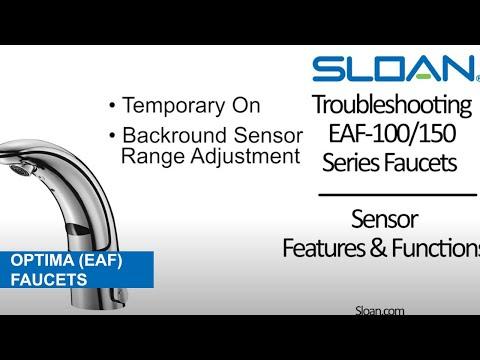 EAF 100 / 150 Sensor Features & Functions