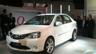 Toyota Etios ? sedan of choice