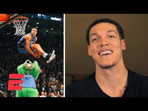 Aaron Gordon relives the 2016 NBA Slam Dunk Contest with Omar Raja | Hoop Streams