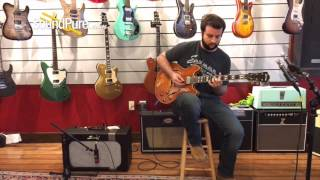 Eastman T59V Thinline Semi-hollow Electric #13650453 Quick n' Dirty