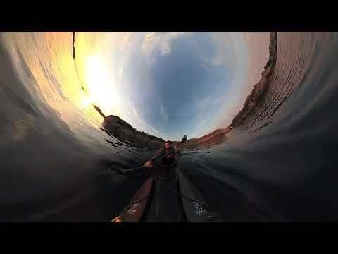 Garmin VIRB 360 - Kayak, utilisation du mode Hyperframe Director