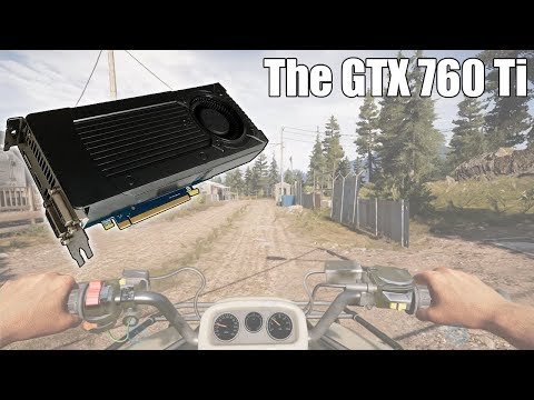 The GTX 760 Ti exists, but you probably can't find one.