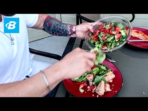 Nutrition Plan | Kris Gethin's 8-Week Hardcore Training Program