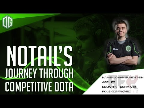 Player Perspective : Johan 'N0tail' Sundstein