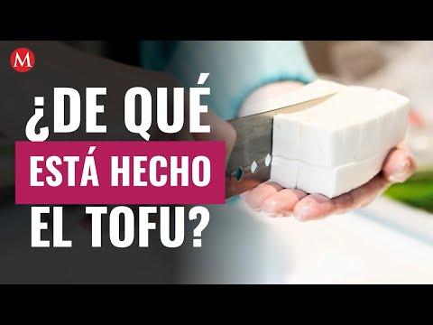¿Es un queso? Te contamos de qué está hecho el tofu