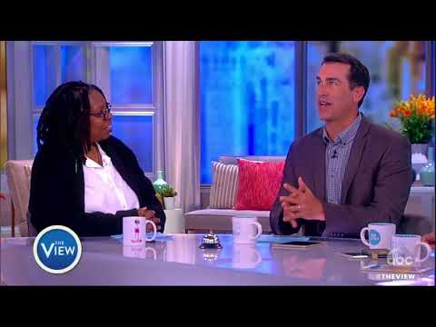 connectYoutube - Rob Riggle's Journey From The Marines To Comedy   The View