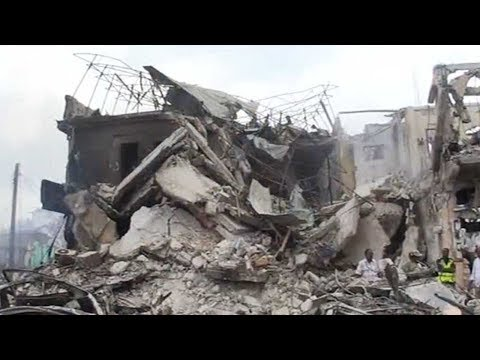 Somalia truck bomb death toll rises to 358