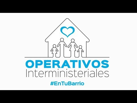 Operativo Interministerial #EnTuBarrio  - Comandante Luis Piedra Buena