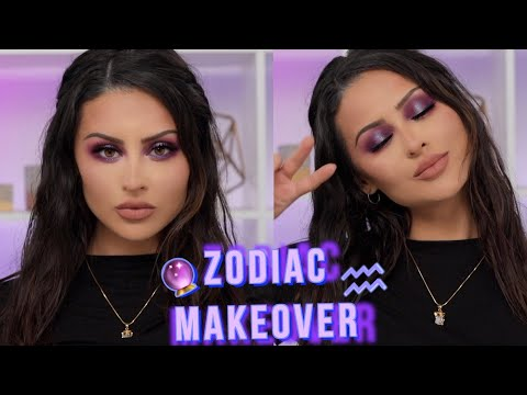 My Zodiac Sign Picks Makeup, Hair & Outfit!