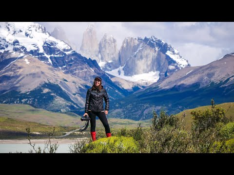 Day Trip to Chile's TORRES DEL PAINE National Park + The Most BEAUTIFUL PLACE in Chilean Patagonia?