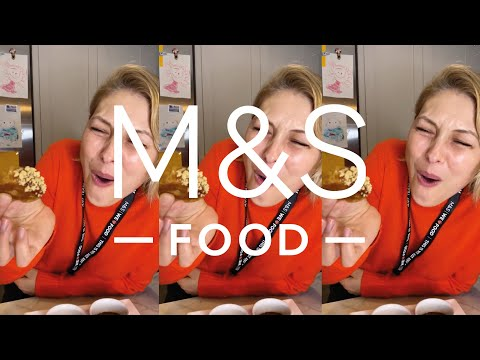 marksandspencer.com & Marks and Spencer Discount Code video: Emma Willis tries M&S Christmas food | M&S FOOD