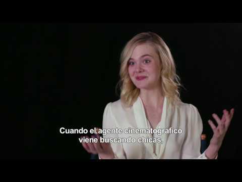 Vivir de Noche - Entrevista a Elle Fanning - HD