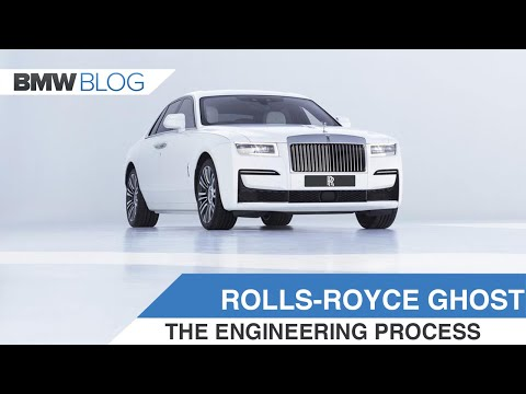 How Rolls-Royce engineered the new Ghost